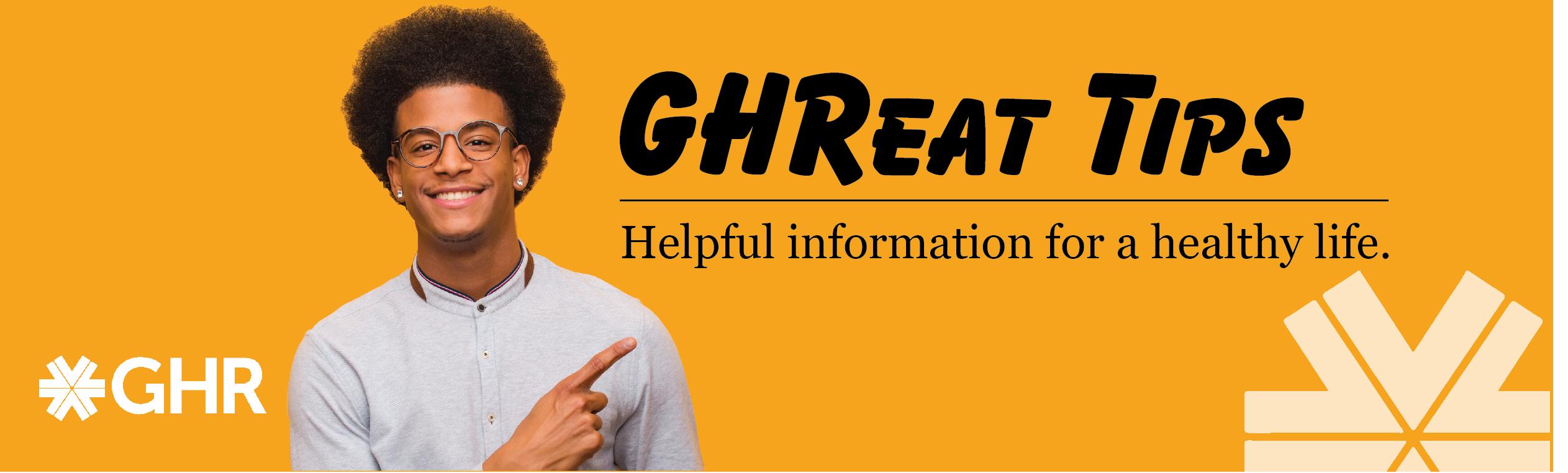 GHReat Tips Masthead 4