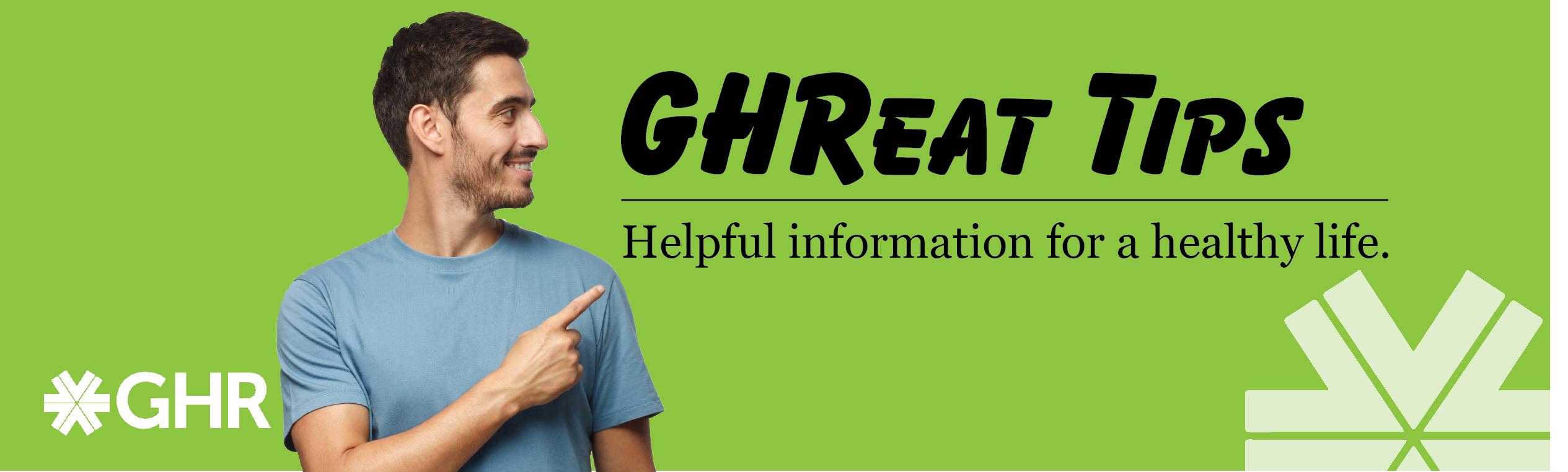 GHReat Tips Masthead 5